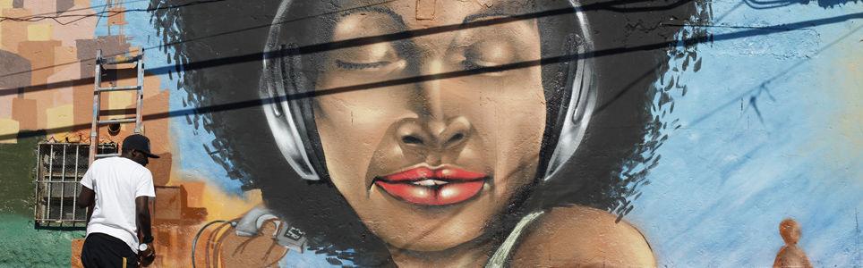 Graffiti em SP: tendências contemporâneas